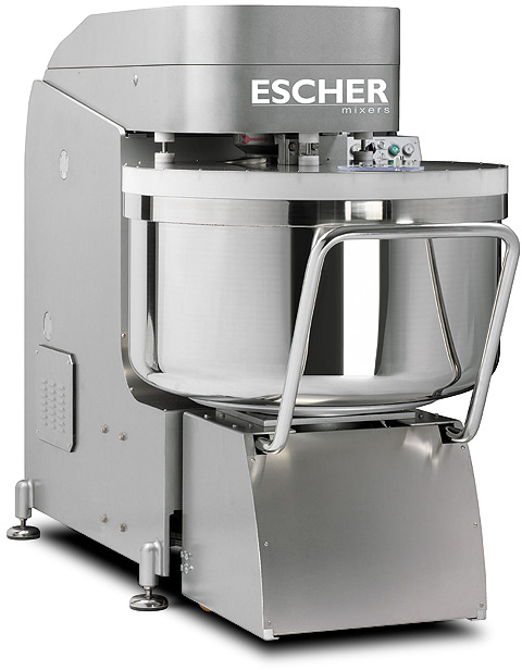 Спиральный тестомес Escher MR 160 Professional фото
