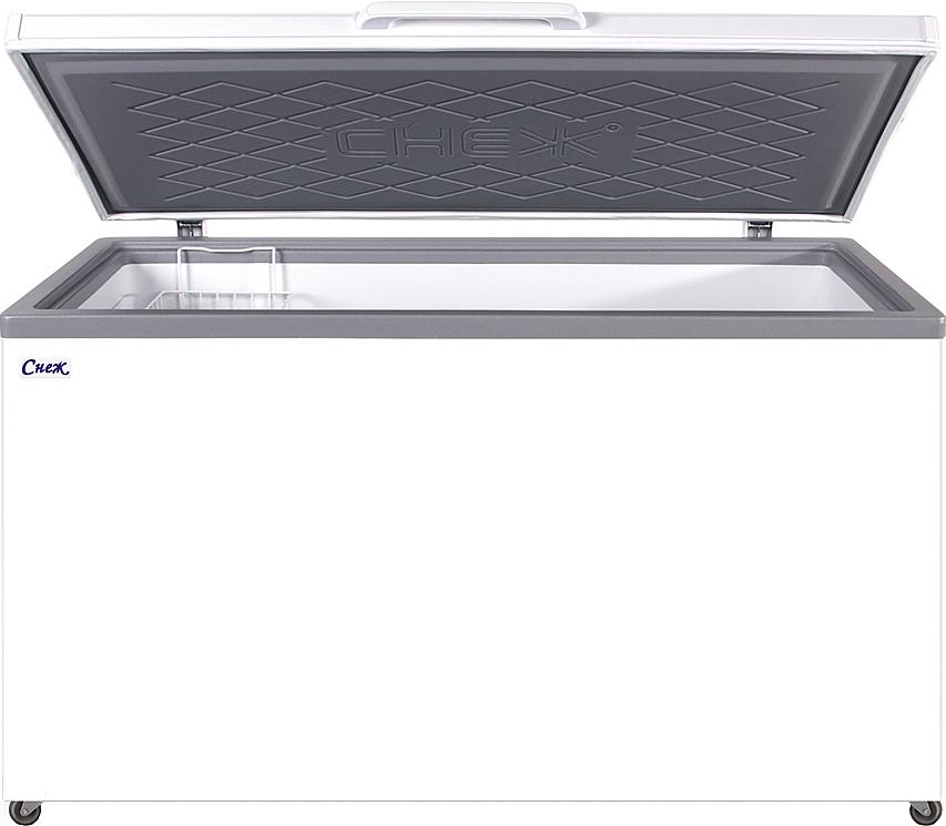 Морозильный ларь Снеж МЛК-500 серый - купить в Москве, низкие цены, отзывы и описание
