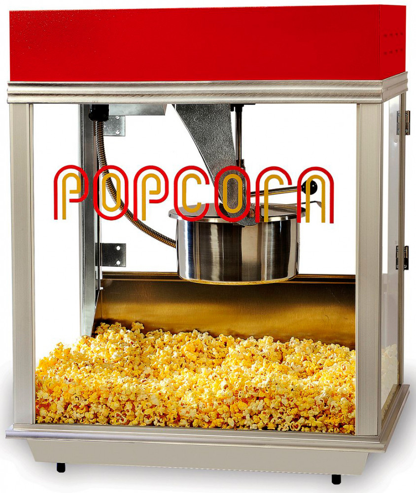 gold medal popcorn machine - 844×1000