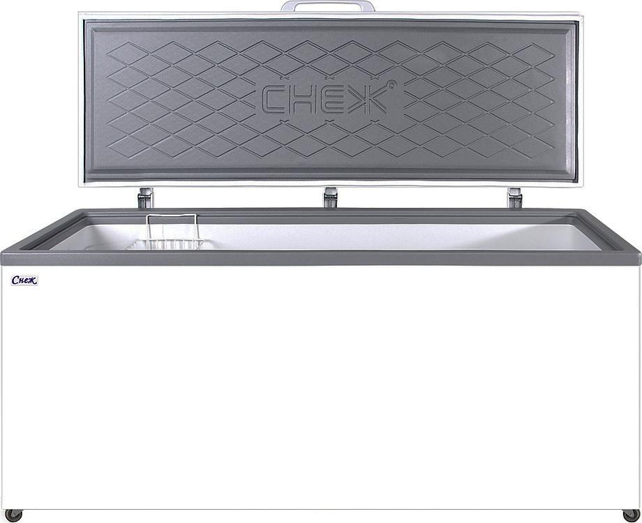 Морозильный ларь Снеж МЛК-700 серый - купить в Москве, цена и описание в интернет магазине Вайтгудс