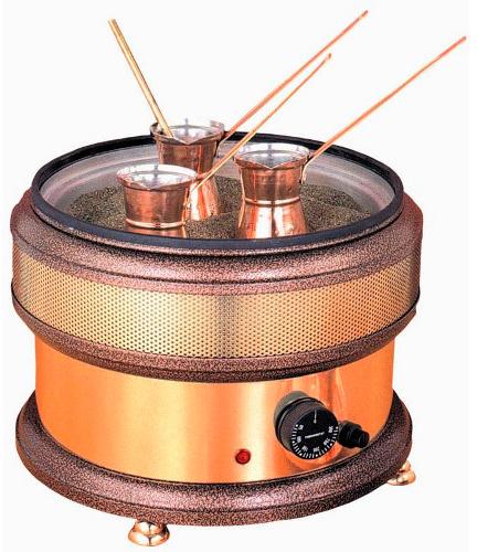 как приготовить кофе по восточному аппарат апк-в-4